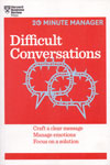 20 Minute Manager Difficult Conversations