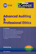 Scanner Advanced Auditing and Professional Ethics