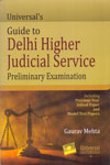Guide to Delhi Higher Judicial Service Preliminary Examination