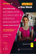 Self Study Guide Information Technology and Strategic Management for CA IPC Inter Old Syllabus