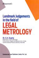 Landmark Judgements in the Field of Legal Metrology