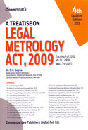A Treatise on Legal Metrology Act 2009 With Landmark Judgements in the Field of Legal Metrology