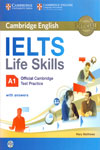 Cambridge English IELTS Life Skills A1 Official Cambridge Test Practice With Answers
