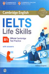 Cambridge English IELTS Life Skills B1 Official Cambridge Test Practice With Answers