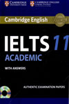 Cambridge English IELTS 11 Academic With Answers