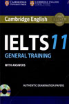 Cambridge English IELTS 11 General Training With Answers