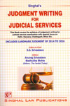 Judgment Writing for Judicial Services