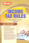 Income Tax Rules With Guide Chart 2016
