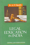 Legal Education in India