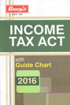 Income Tax Act With Guide Chart