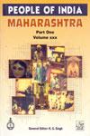 People of India Maharashtra In 3 Parts