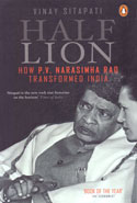 Half Lion How P V Narasimha Rao Transformed India
