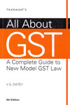 All About GST a Complete Guide to New Model GST Law