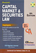 Capital Market and Securities Law