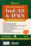 Illustrated Manual on Ind AS and IFRS In 2 Vols