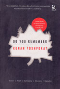 Do You Remember Kunan Poshpora
