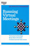 20 Minute Manager Running Virtual Meetings