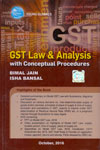 GST Law and Analysis With Conceptual Procedures
