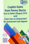 Capital Gains From Penny Stocks How to Detect Bogus LTCG and Case Law on Assessment Re-assessment and Appeal