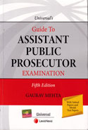 Guide to Assistant Public Prosecutor Examination