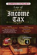 Law of Income Tax Vol 4