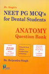 Neet PG MCQs for Dental Students Anatomy Question Bank