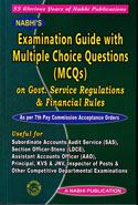 Examination Guide With Multiple Choice Questions MCQs on Govt. Service Regulations and Financial Rules