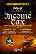 Law of Income Tax Vol 5