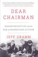 Dear Chairman Boardroom Battles and the Rise of Shareholder Activism