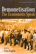 Demonetisation the Economists Speak