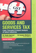 Goods and Services Tax Laws Concepts and Impact Analysis of Select Industries