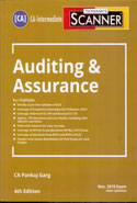 Scanner Auditing and Assurance for CA Intermediate