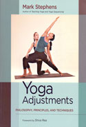 Yoga Adjustments Philosophy Principles and Techniques