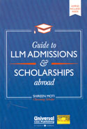 Guide to LLM Admissions and Scholarships Abroad