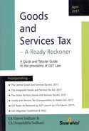 Goods and Services Tax a Ready Reckoner
