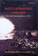 Battleground Chhamb the Indo Pakistan War of 1971