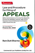 Law and Procedure of Filing of Appeals