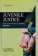 Juvenile Justice Care and Protection of Children Act 2015 In 2 Vols