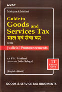 Handbook of Goods and Services Tax Including MPGST and CGGST Amendments Diglot Edition