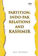 Partition Indo Pak Relations and Kashmir
