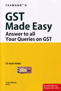 GST Made Easy Answer To All Your Queries On GST