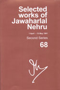 Selected Works of Jawaharlal Nehru 1 April - 15 May 1961 Second Series Volume 68