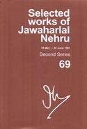 Selected Works of Jawaharlal Nehru 16 May - 30 June 1961 Second Series Volume 69