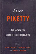 After Piketty the Agenda for Economics and Inequality