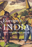 Europes India Words People Empires 1500-1800