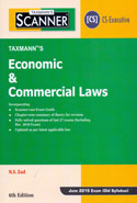 Scanner Economic and Commercial Laws for CS Executive June 2019 Exam Old Syllabus