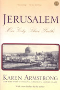 Jerusalem One City Three Faiths