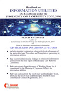Handbook on Information Utilities as Established Under the Insolvency and Bankruptcy Code 2016