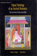 Pahari Paintings of an Ancient Romance the Love Story of Usha Aniruddha