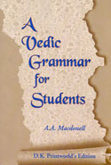A Vedic Grammar for Students